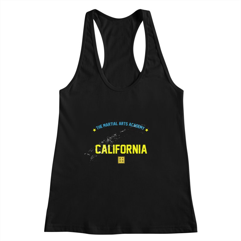 Old School, Black Type Women's Tank by The Martial Arts Academy's Store