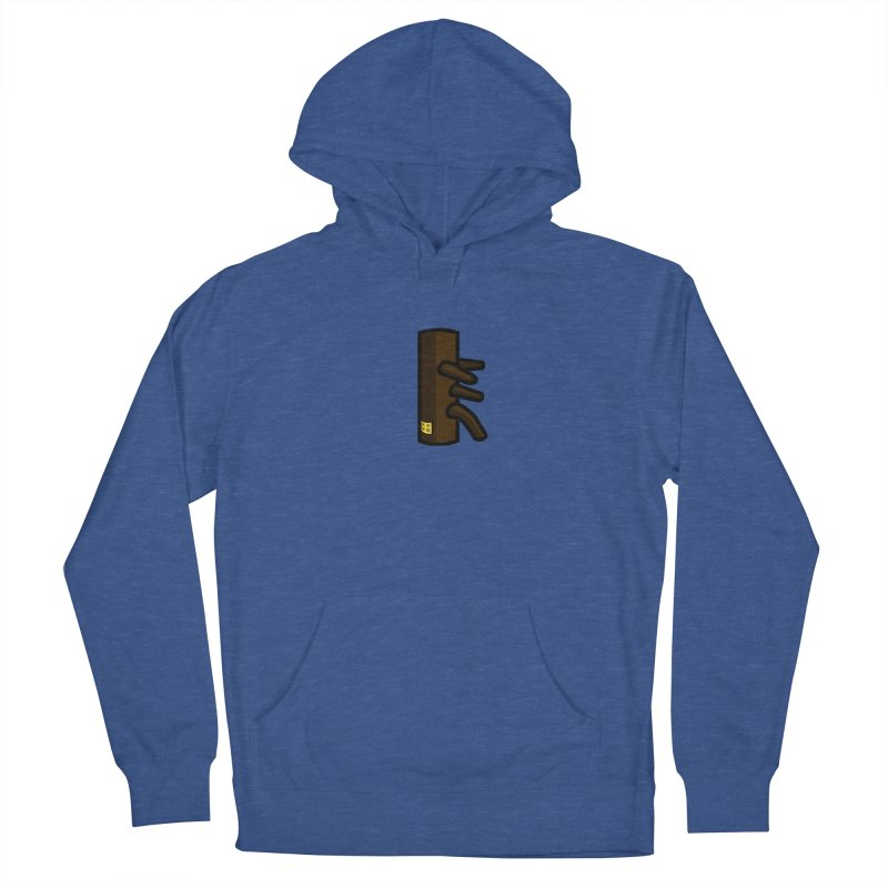Dummy Women's French Terry Pullover Hoody by The Martial Arts Academy's Store