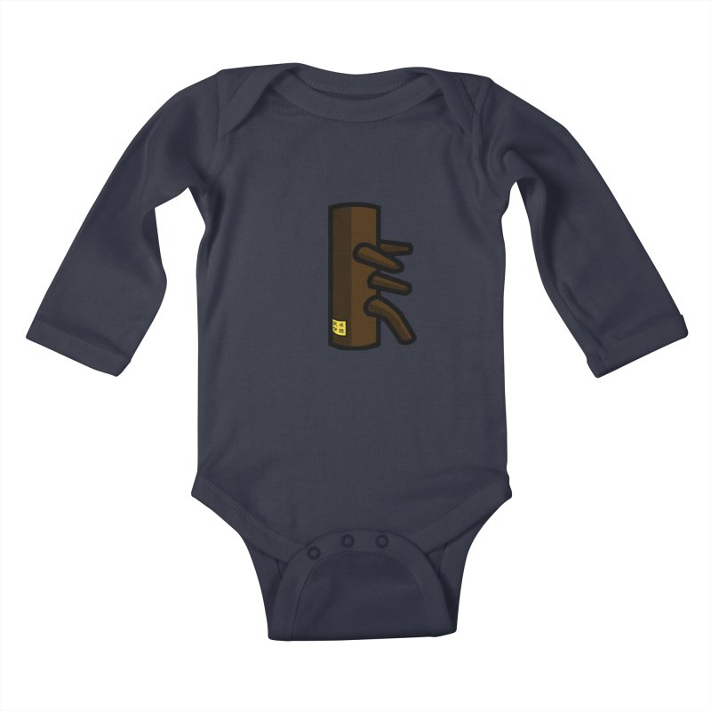Dummy Kids Baby Longsleeve Bodysuit by The Martial Arts Academy's Store