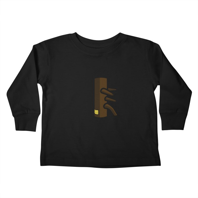 Dummy Kids Toddler Longsleeve T-Shirt by The Martial Arts Academy's Store