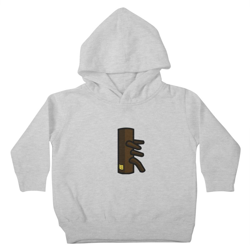 Dummy Kids Toddler Pullover Hoody by The Martial Arts Academy's Store