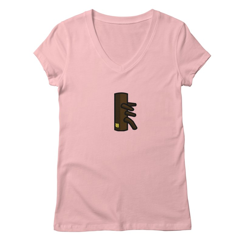 Dummy Women's V-Neck by The Martial Arts Academy's Store