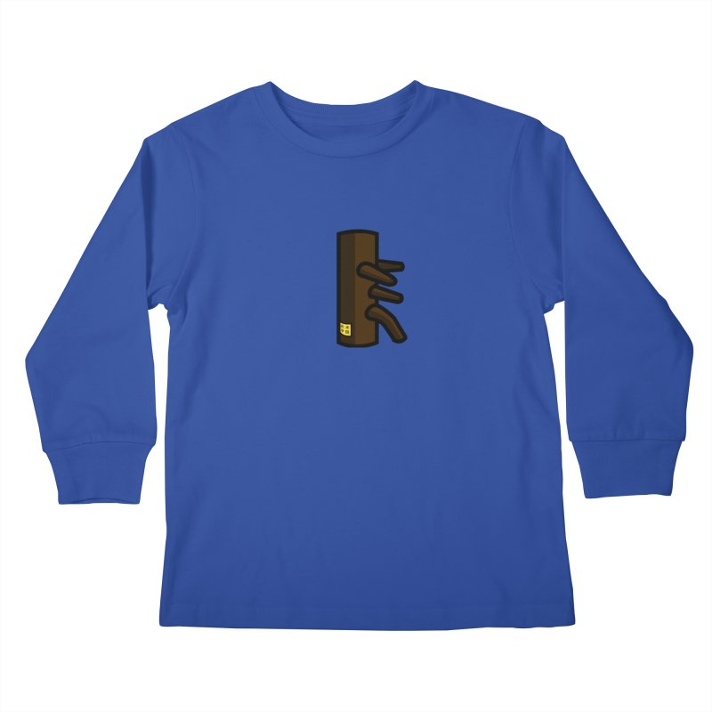 Dummy Kids Longsleeve T-Shirt by The Martial Arts Academy's Store