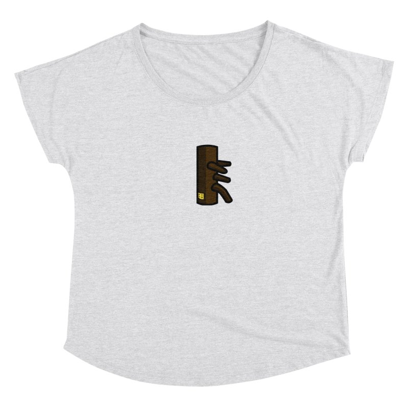 Dummy Women's Scoop Neck by The Martial Arts Academy's Store