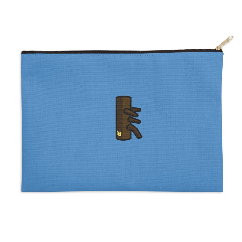 Dummy Accessories Zip Pouch by The Martial Arts Academy's Store