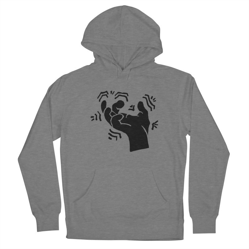 Savage Hand Black Men's Pullover Hoody by The Martial Arts Academy's Store