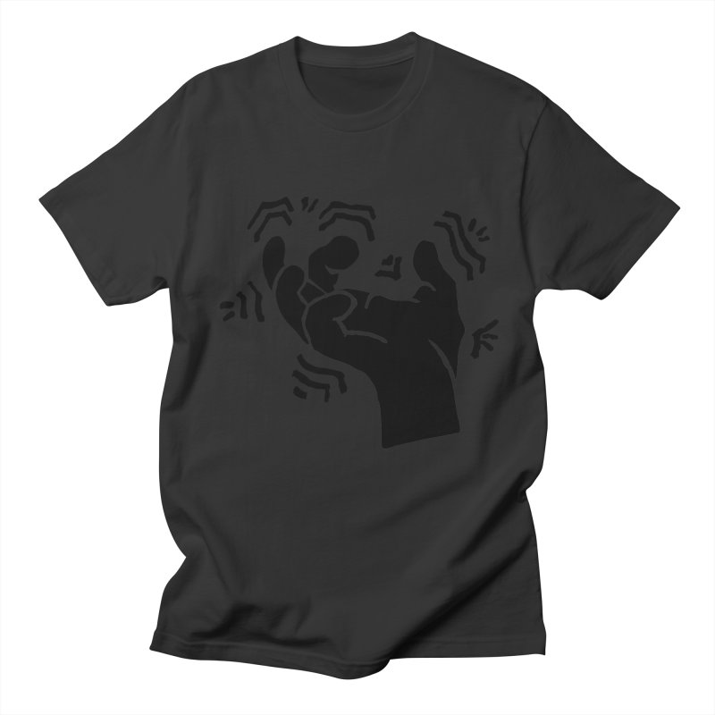 Savage Hand Black Women's Regular Unisex T-Shirt by The Martial Arts Academy's Store