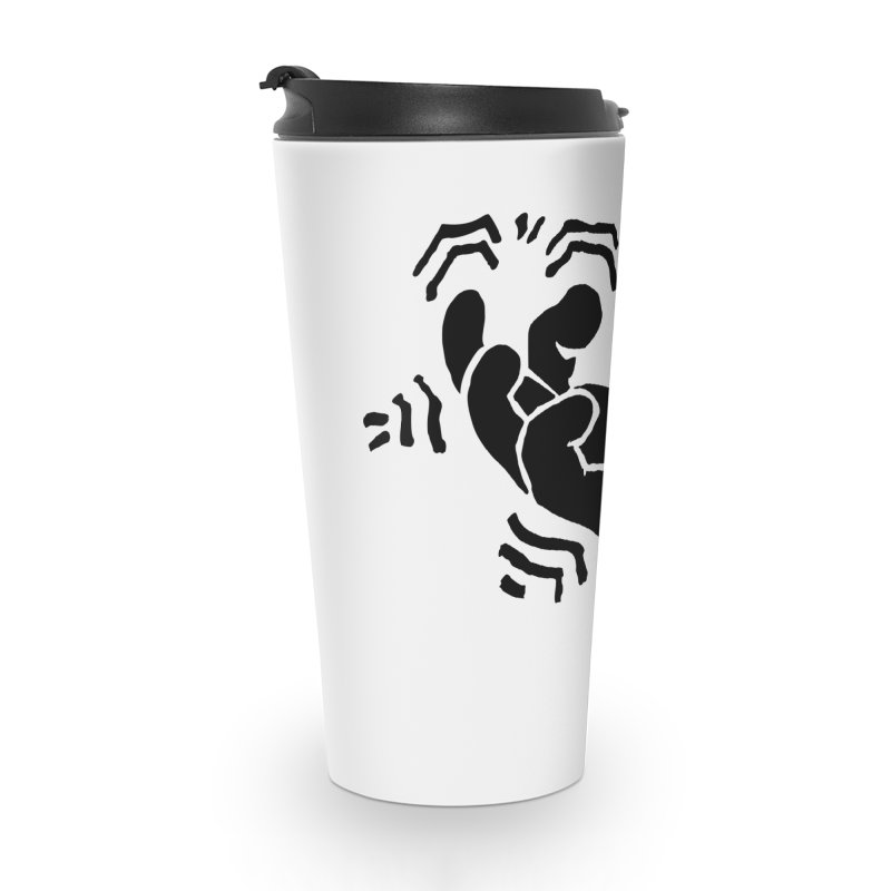 Savage Hand Black Accessories Mug by The Martial Arts Academy's Store