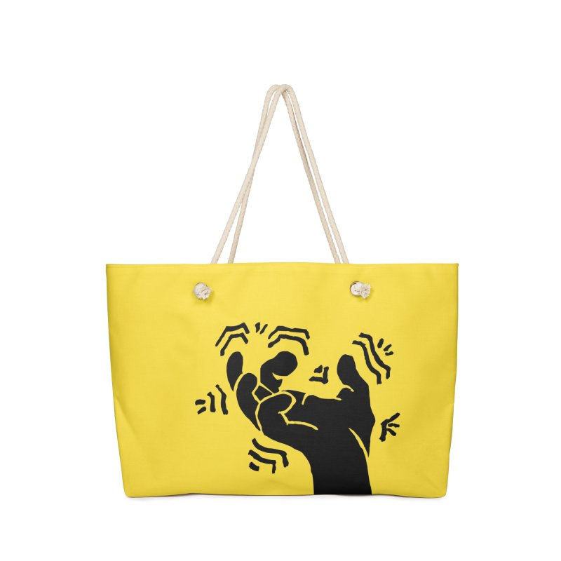 Savage Hand Black Accessories Bag by The Martial Arts Academy's Store