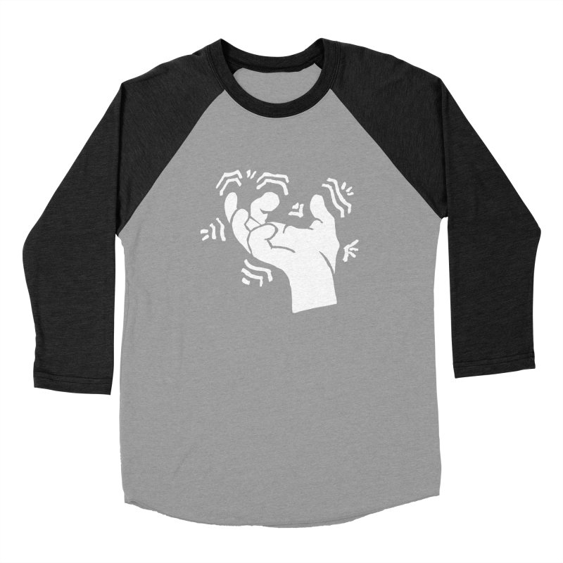 Savage Hand White Women's Longsleeve T-Shirt by The Martial Arts Academy's Store