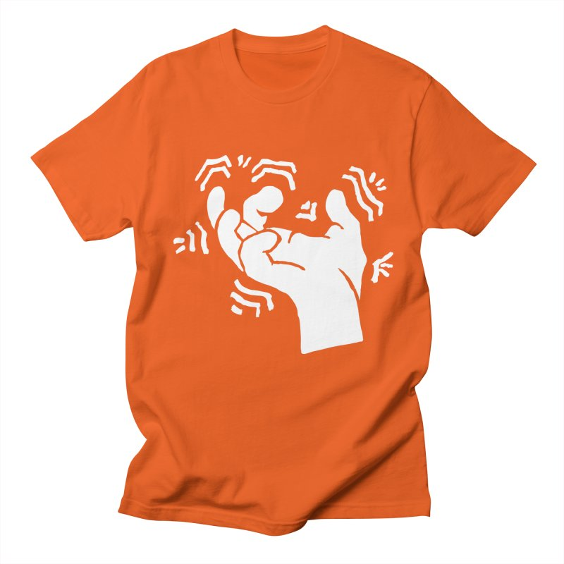 Savage Hand White Women's Regular Unisex T-Shirt by The Martial Arts Academy's Store