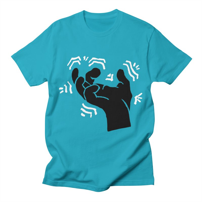 Savage Hand B/W Men's T-Shirt by The Martial Arts Academy's Store