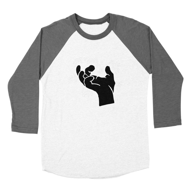 Savage Hand B/W Women's Longsleeve T-Shirt by The Martial Arts Academy's Store