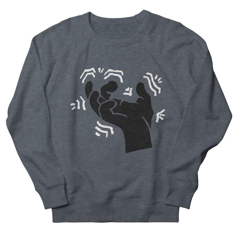 Savage Hand B/W Women's Sweatshirt by The Martial Arts Academy's Store