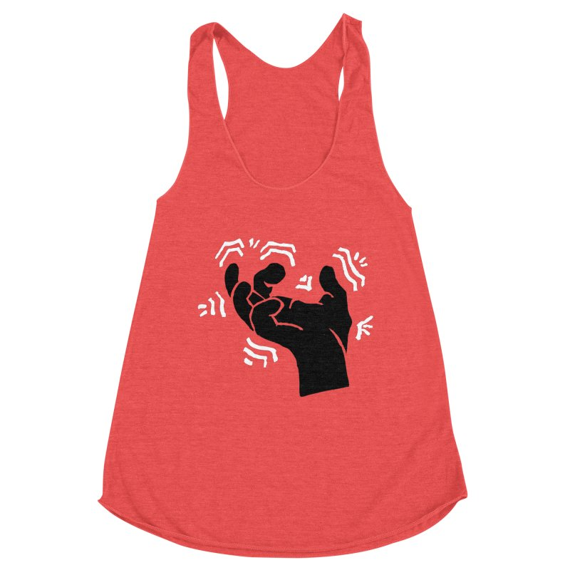 Savage Hand B/W Women's Tank by The Martial Arts Academy's Store