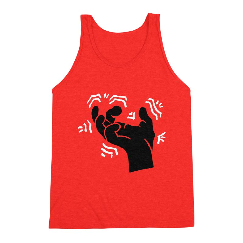 Savage Hand B/W Men's Tank by The Martial Arts Academy's Store