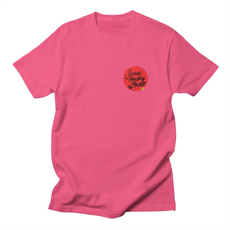 Savage Hand, Script Women's T-Shirt by The Martial Arts Academy's Store
