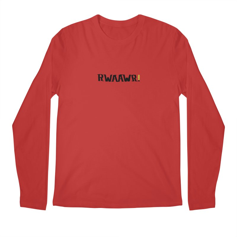 RWAAWR Men's Regular Longsleeve T-Shirt by The Martial Arts Academy's Store