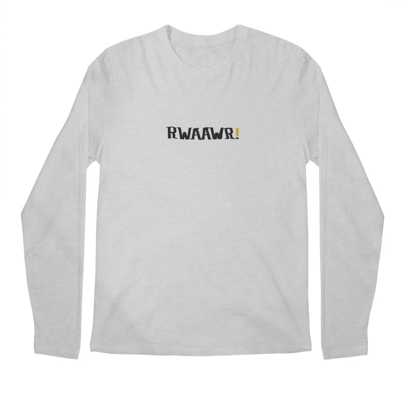 RWAAWR Men's Longsleeve T-Shirt by The Martial Arts Academy's Store