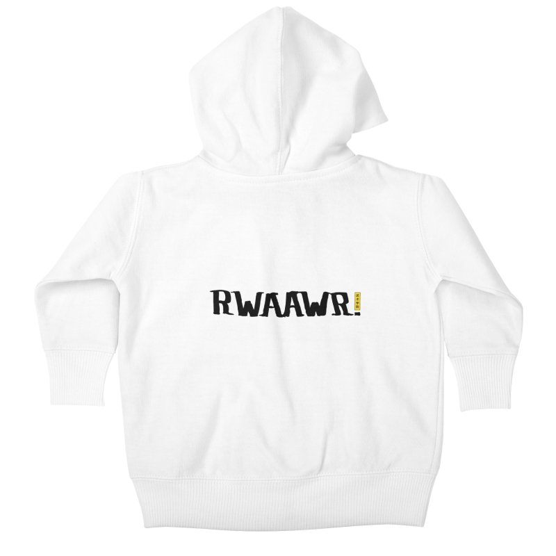 RWAAWR Kids Baby Zip-Up Hoody by The Martial Arts Academy's Store