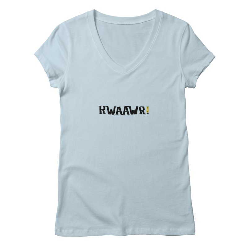 RWAAWR Women's V-Neck by The Martial Arts Academy's Store