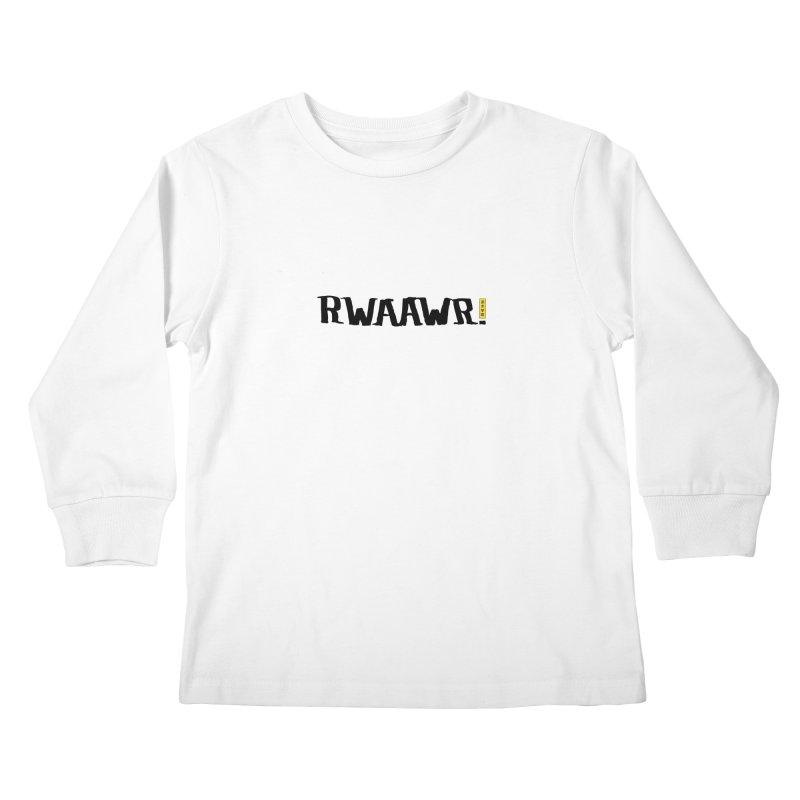 RWAAWR Kids Longsleeve T-Shirt by The Martial Arts Academy's Store