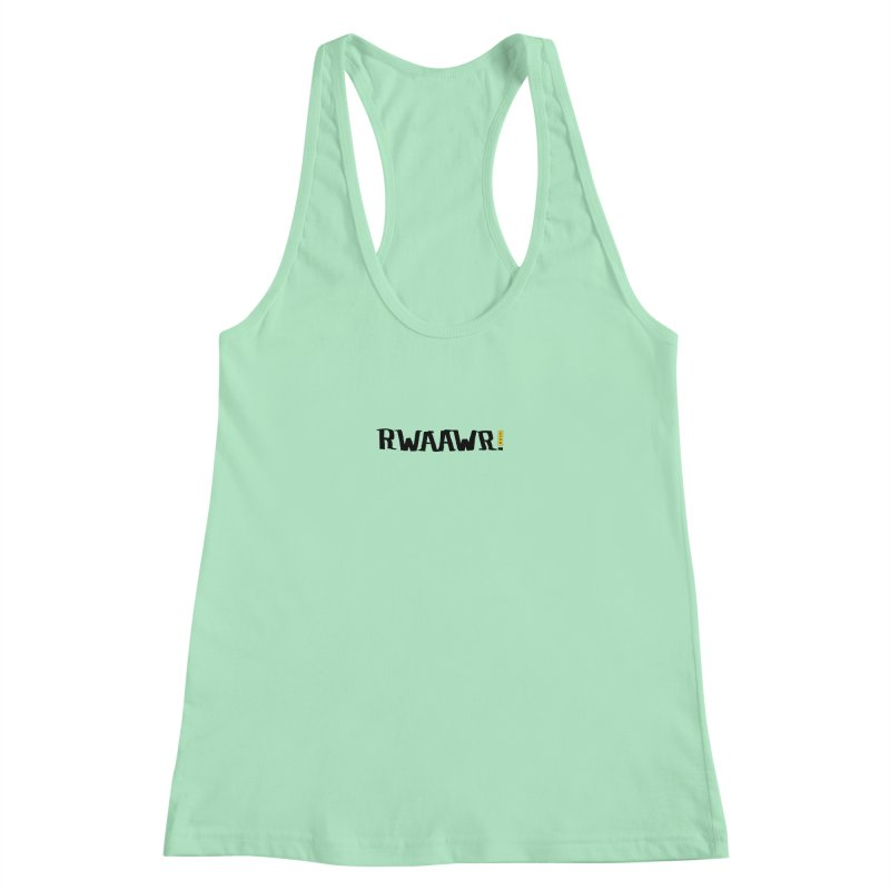 RWAAWR Women's Racerback Tank by The Martial Arts Academy's Store
