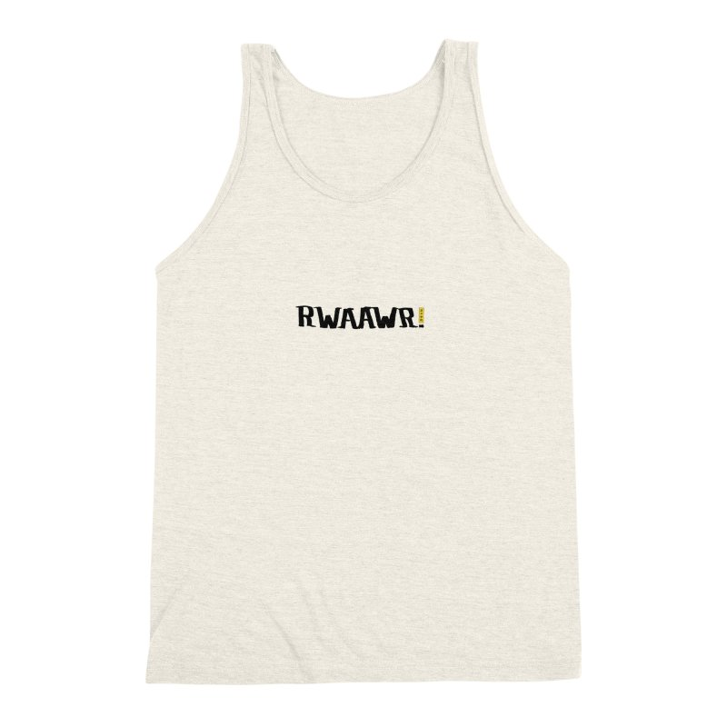 RWAAWR Men's Triblend Tank by The Martial Arts Academy's Store