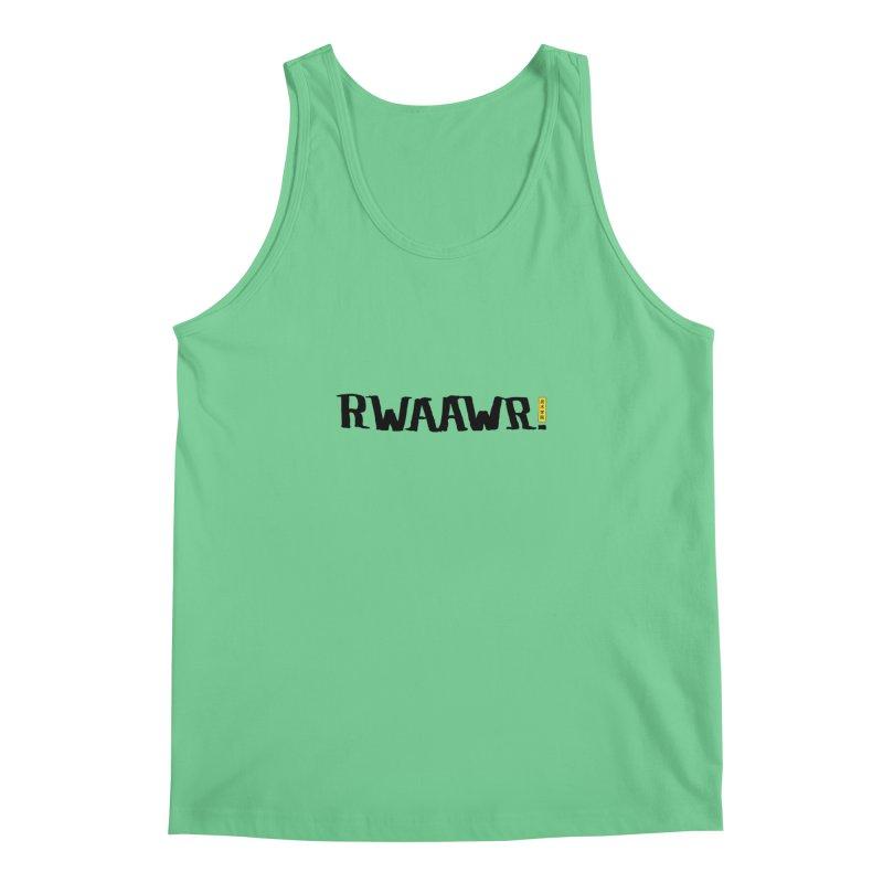 RWAAWR Men's Regular Tank by The Martial Arts Academy's Store