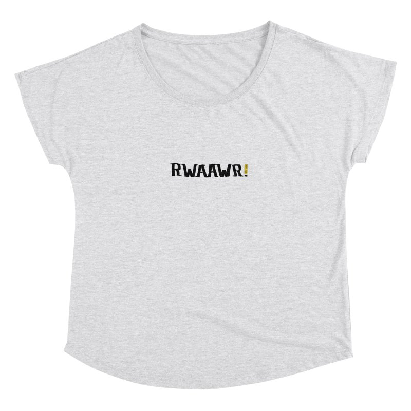 RWAAWR Women's Scoop Neck by The Martial Arts Academy's Store
