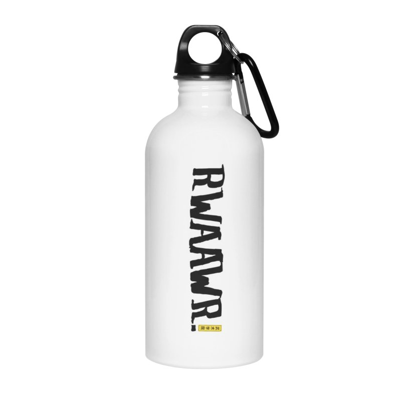 RWAAWR Accessories Water Bottle by The Martial Arts Academy's Store