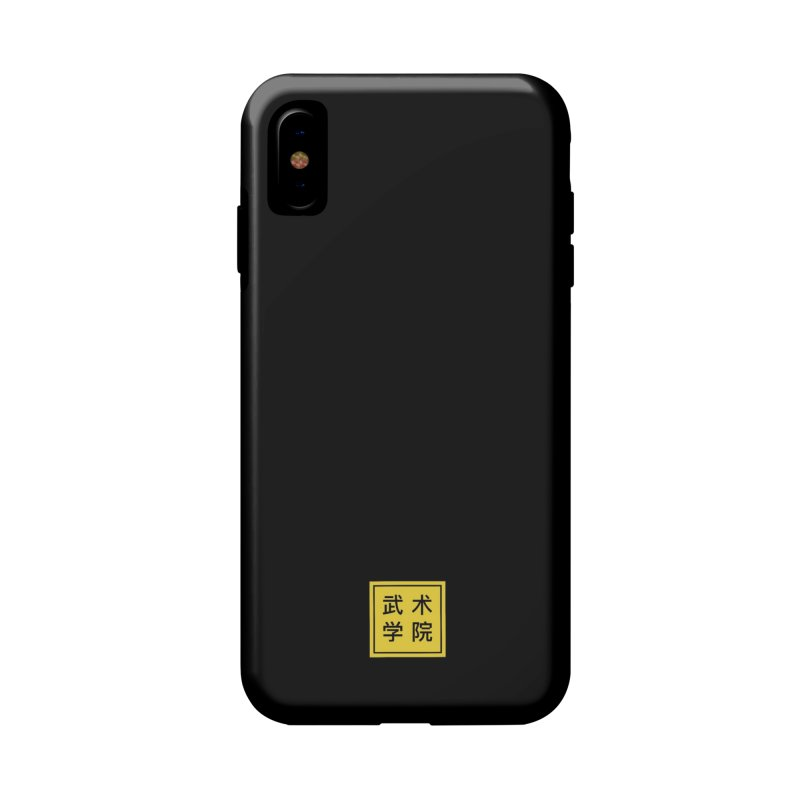 Logo Square No type Accessories Phone Case by The Martial Arts Academy's Store