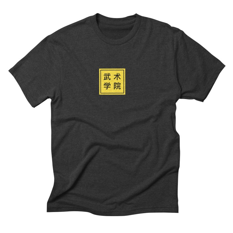 Logo Square No type Men's Triblend T-Shirt by The Martial Arts Academy's Store