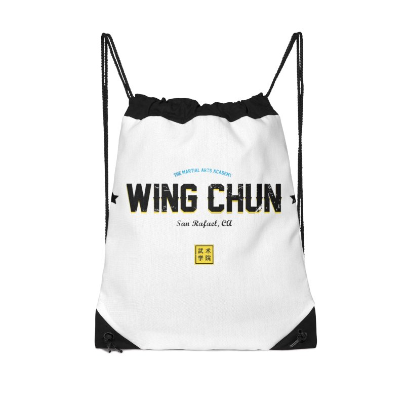 Wing Chun - Old Style in Drawstring Bag by The Martial Arts Academy's Store