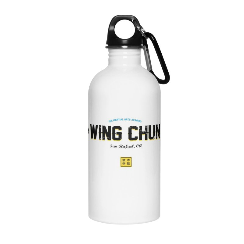 Wing Chun - Old Style in Water Bottle by The Martial Arts Academy's Store