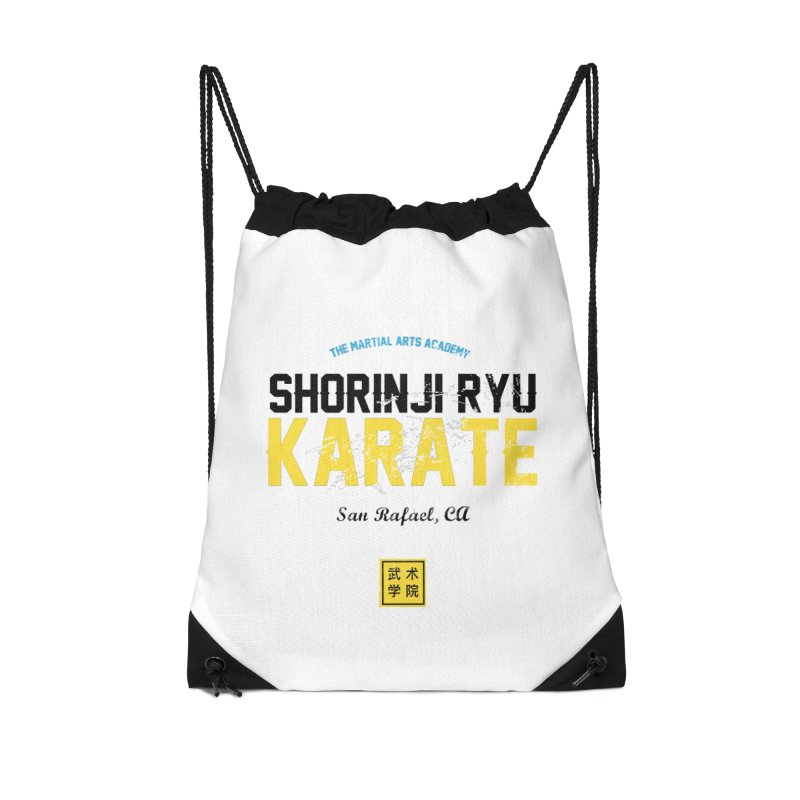 Karate Accessories Bag by The Martial Arts Academy's Store
