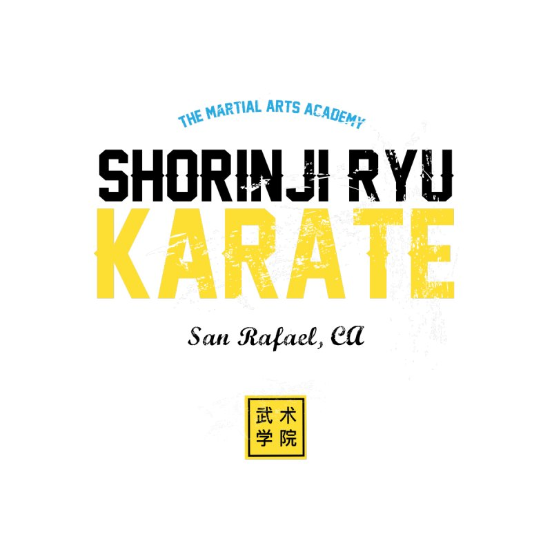 Karate Men's T-Shirt by The Martial Arts Academy's Store