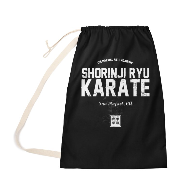 Karate (Black) Accessories Bag by The Martial Arts Academy's Store