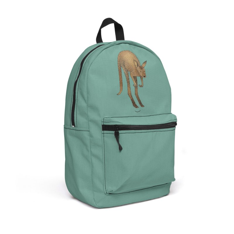Smash the alarm Accessories Backpack Bag by Martina Scott's Shop