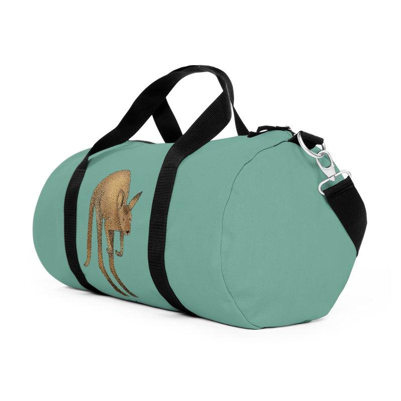 Smash the alarm Accessories Duffel Bag Bag by Martina Scott's Shop