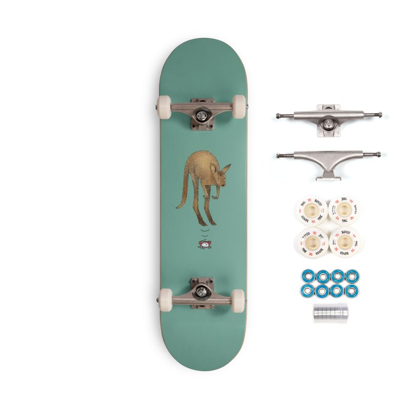 Smash the alarm Accessories Complete - Premium Skateboard by Martina Scott's Shop