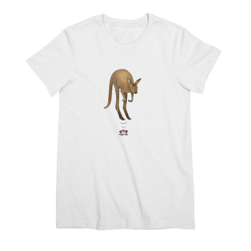 Smash the alarm Women's Premium T-Shirt by Martina Scott's Shop