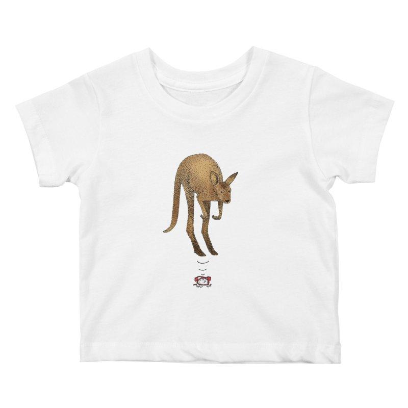 Smash the alarm Kids Baby T-Shirt by Martina Scott's Shop