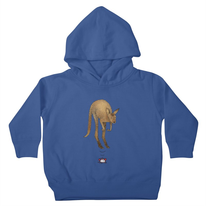 Smash the alarm Kids Toddler Pullover Hoody by Martina Scott's Shop