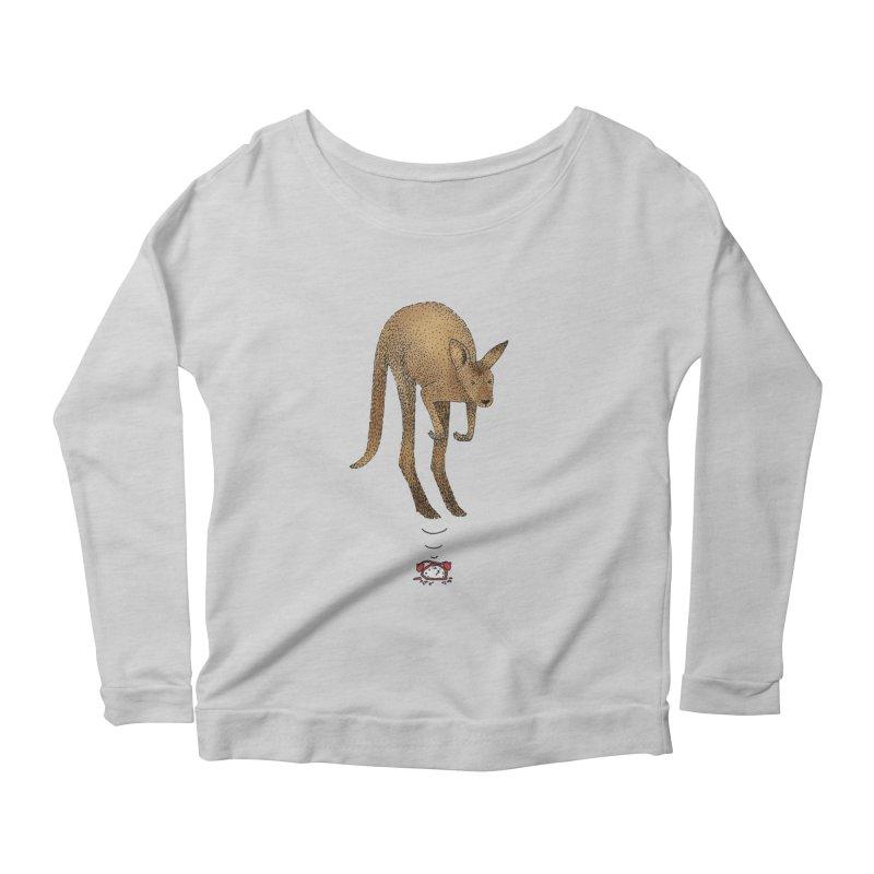 Smash the alarm Women's Scoop Neck Longsleeve T-Shirt by Martina Scott's Shop