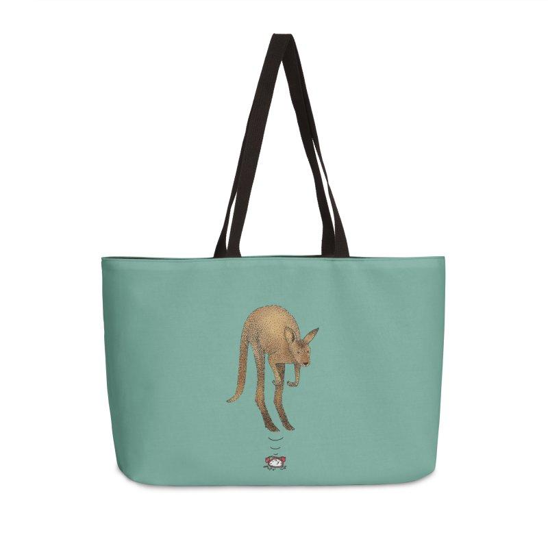 Smash the alarm Accessories Weekender Bag Bag by Martina Scott's Shop