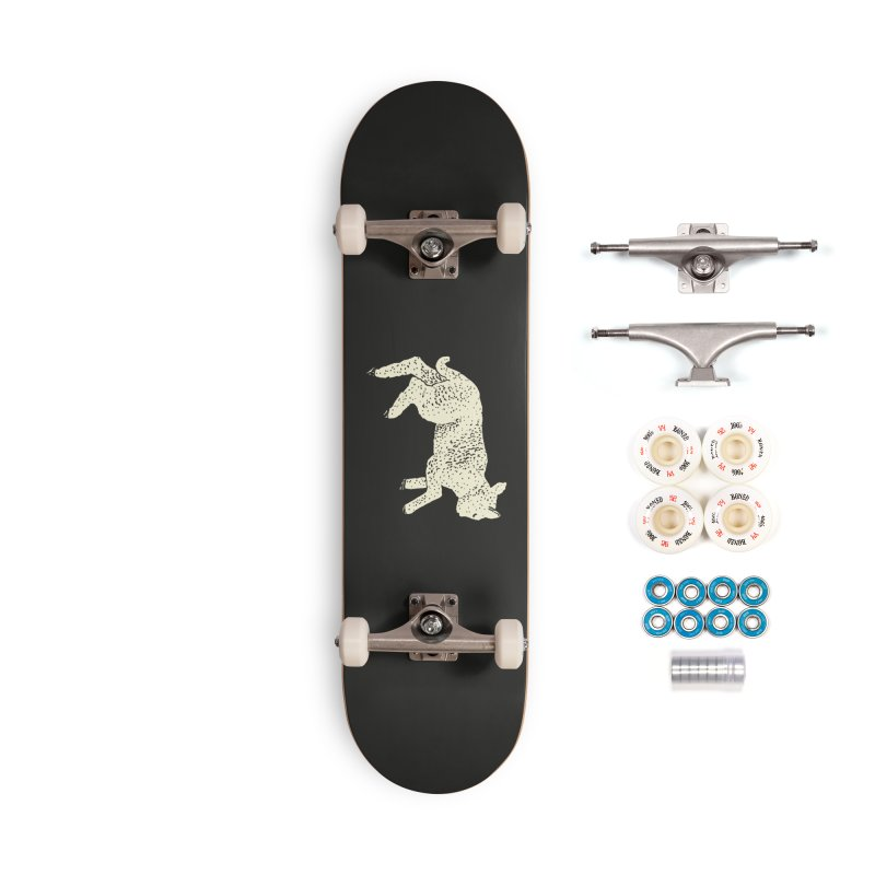 Little Leaping Lamb Accessories Complete - Premium Skateboard by Martina Scott's Shop