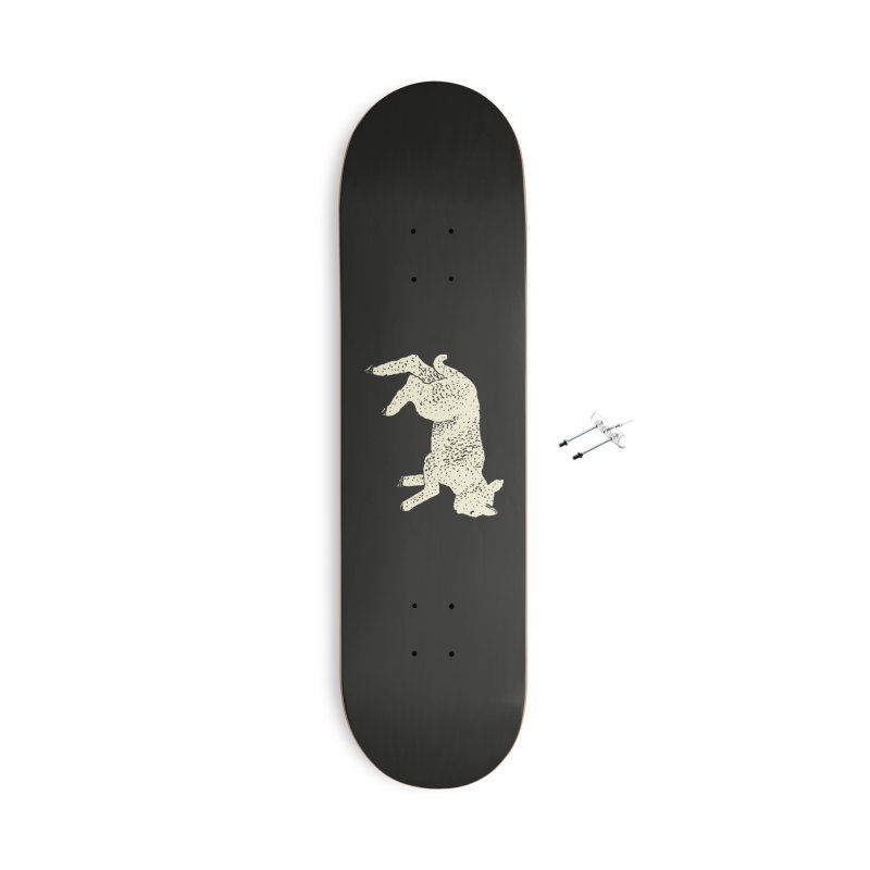 Little Leaping Lamb Accessories With Hanging Hardware Skateboard by Martina Scott's Shop