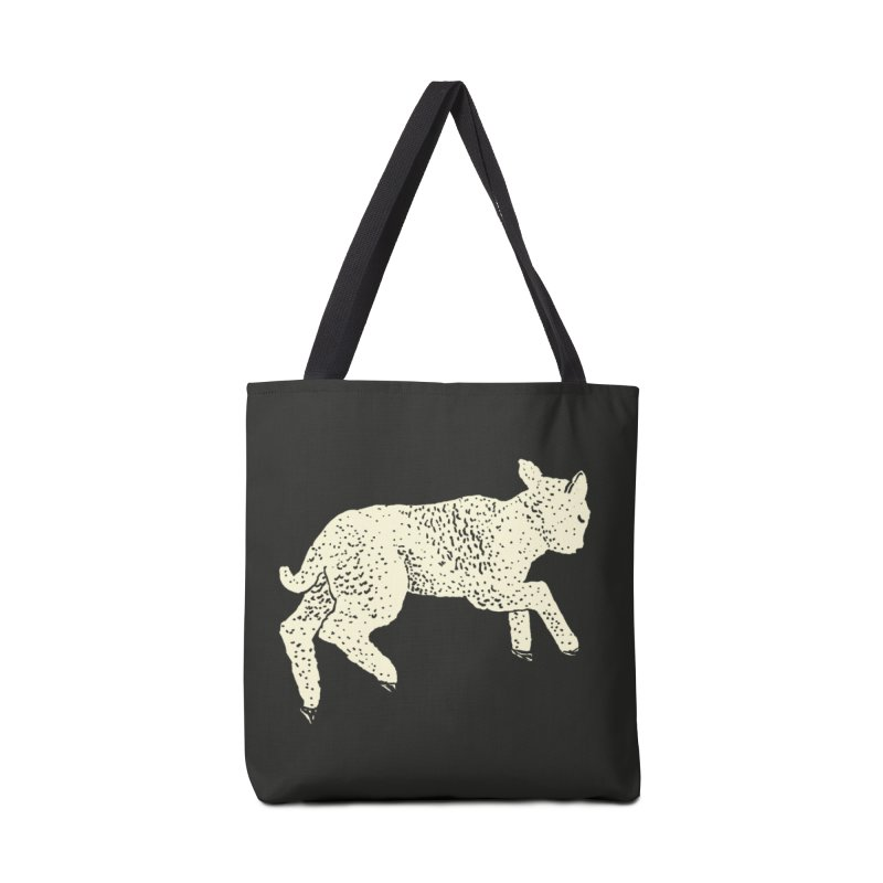 Little Leaping Lamb Accessories Bag by Martina Scott's Shop