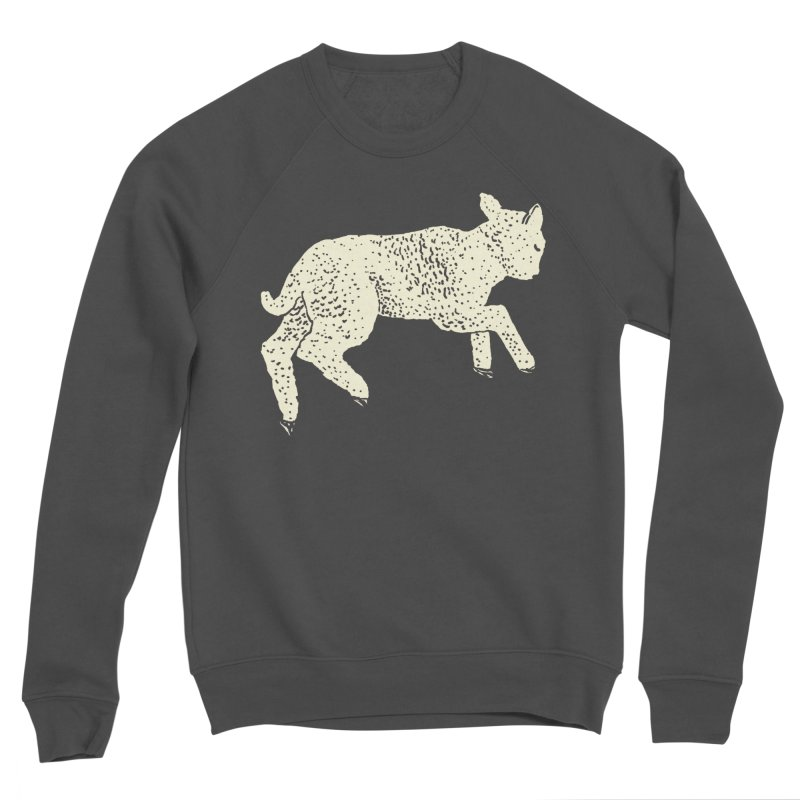 Little Leaping Lamb Men's Sponge Fleece Sweatshirt by Martina Scott's Shop